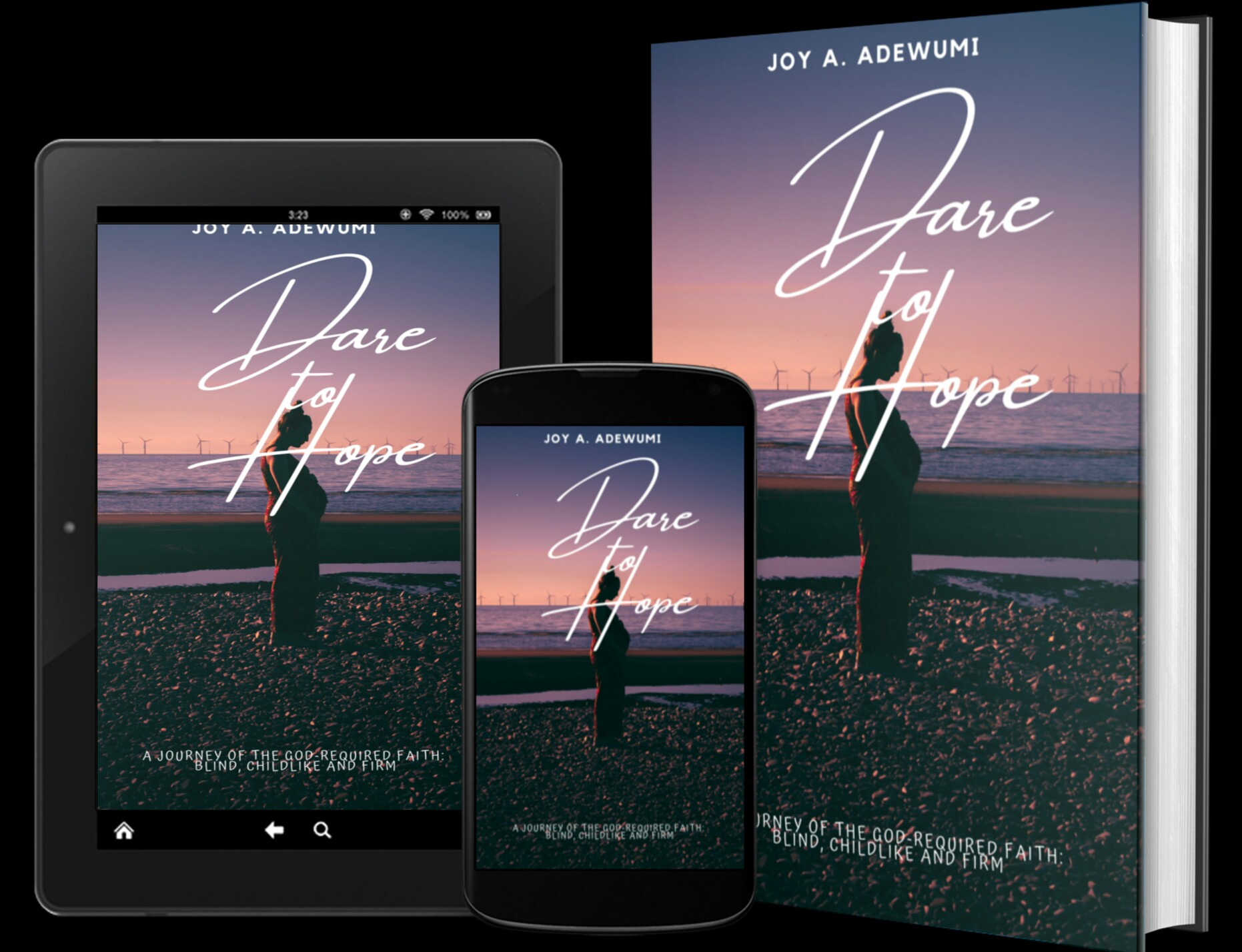 Download Dare to Hope by Joy A. Adewumi